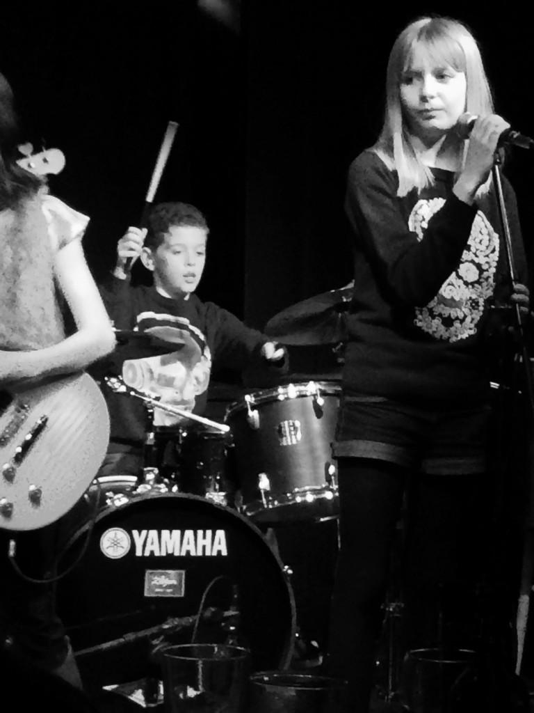 Element Drum Tuition Pupil Archie Lea