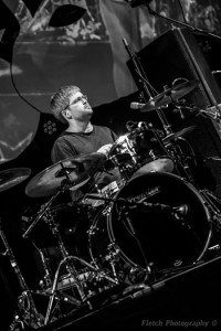 Pete Williams Drummer SS2