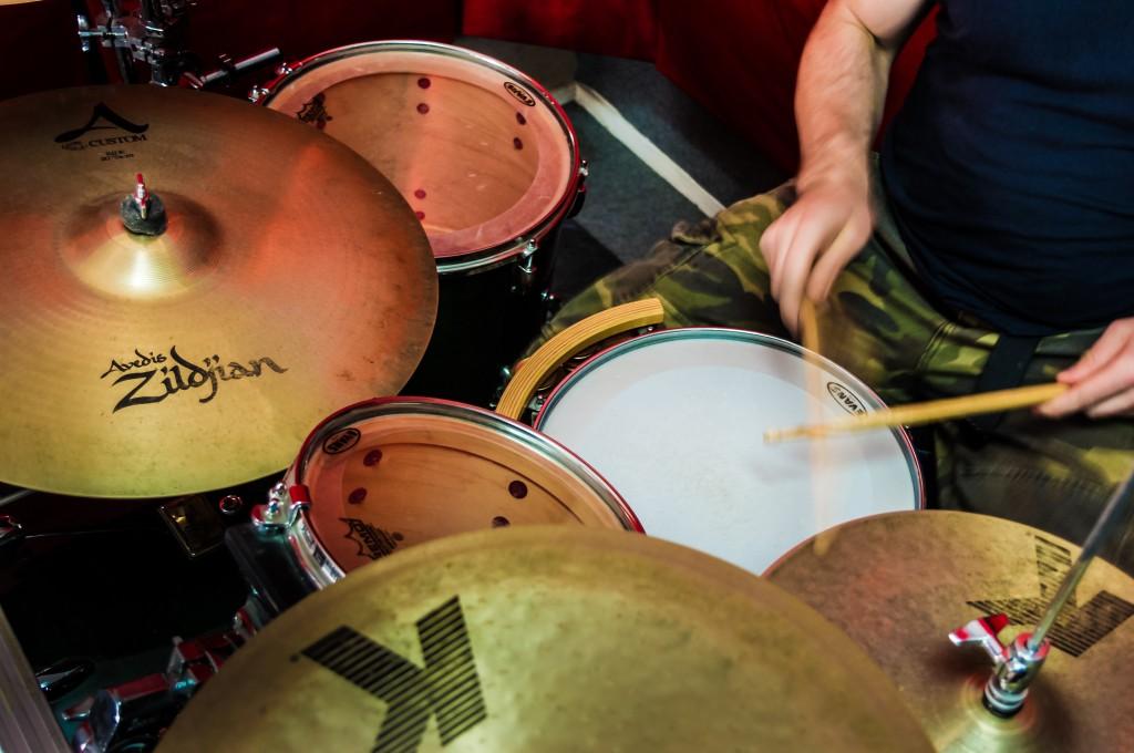 Pete Williams Drummer
