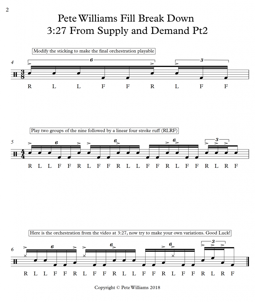 Pete Williams Fill Break Down 3 27 From Supply and Demand pt2_0002